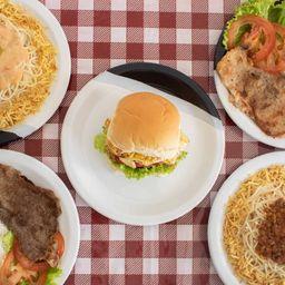 Goianão Lanches e Restaurante