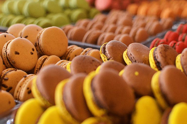 Logo Paradis Macarons