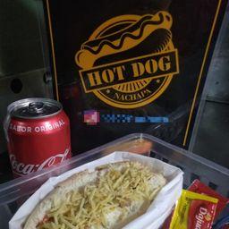 hot dog nachapa