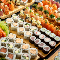 Tokyo Sushi Por 1 Real