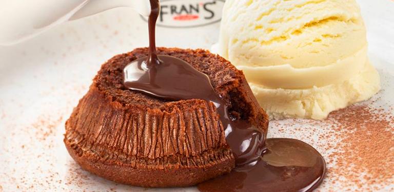 Logo Fran's Café