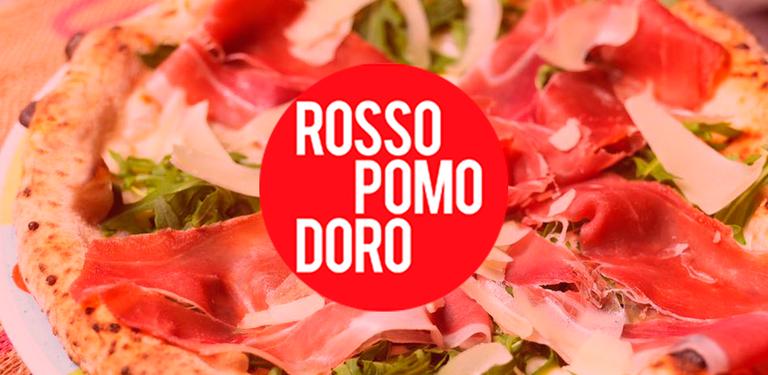 Logo Eataly Rossopomodoro