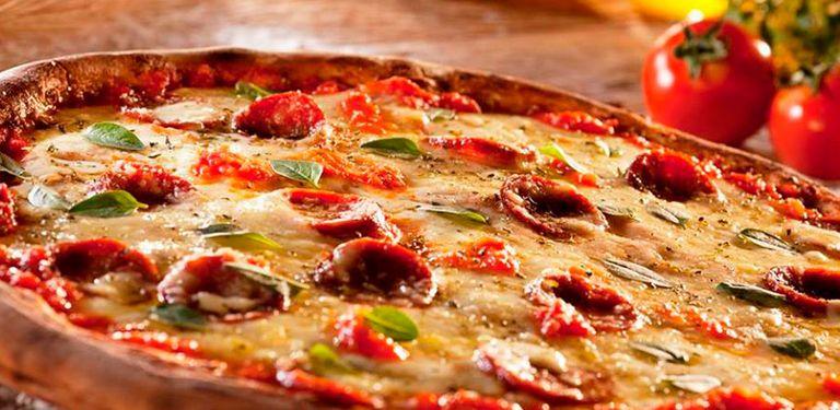 Logo Patroni Pizza