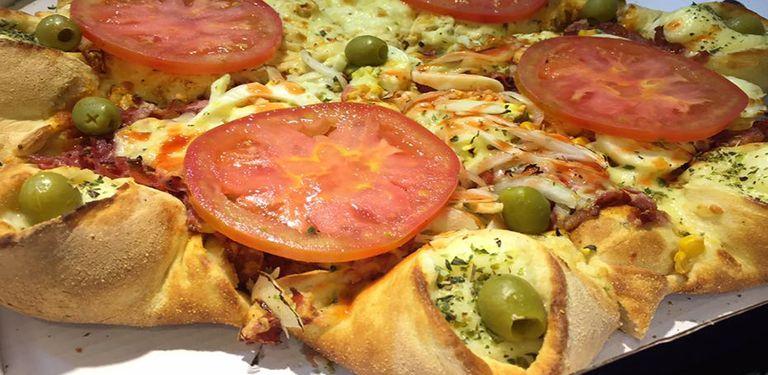 Logo Pizzaria Bella Pizza