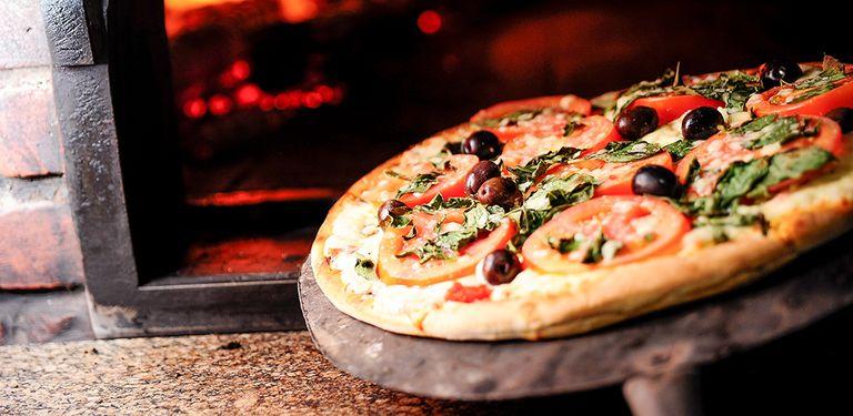 Logo Green Pizzas