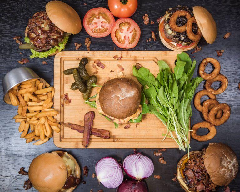 Logo True Burger