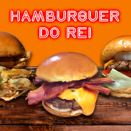 Hambúrguer do Rei