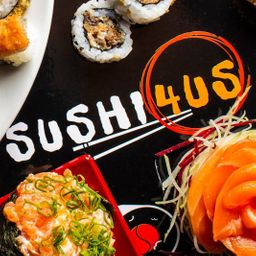 Sushi4us  -  Moema