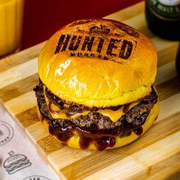 hunted burger