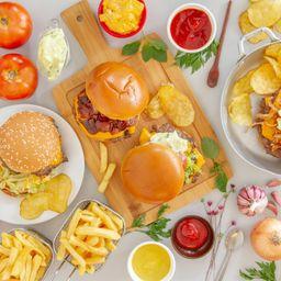 Making Burger - Perdizes