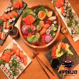 Katsuo - Sushi a 1 Real -  Morumbi