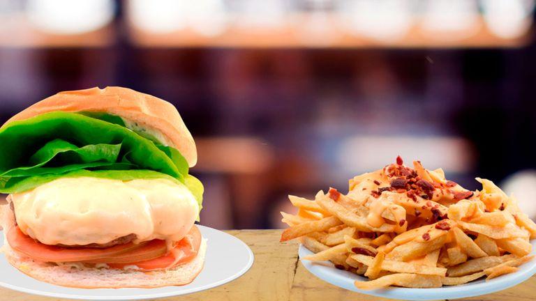 Logo Original Burger