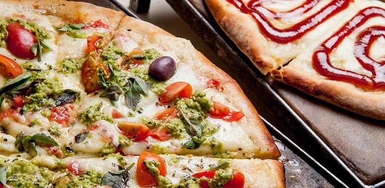Logo Casella Pizza e Pasta