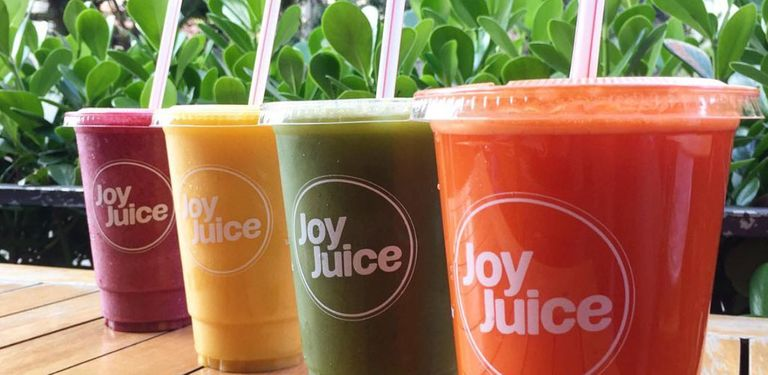 Logo Joy Juice