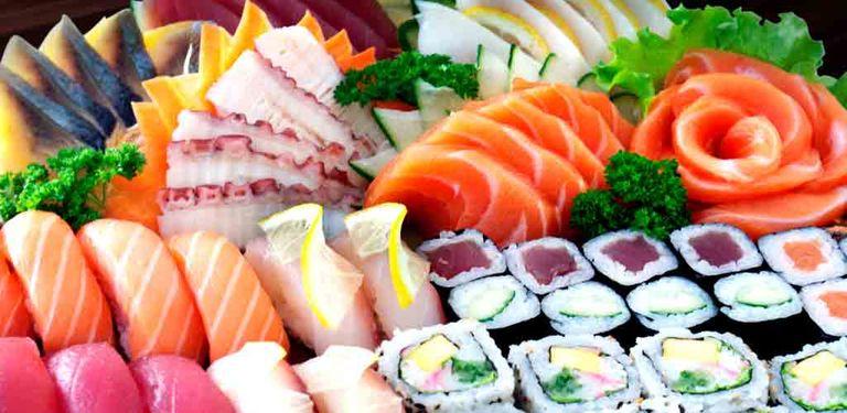 Logo Guinza Sushi