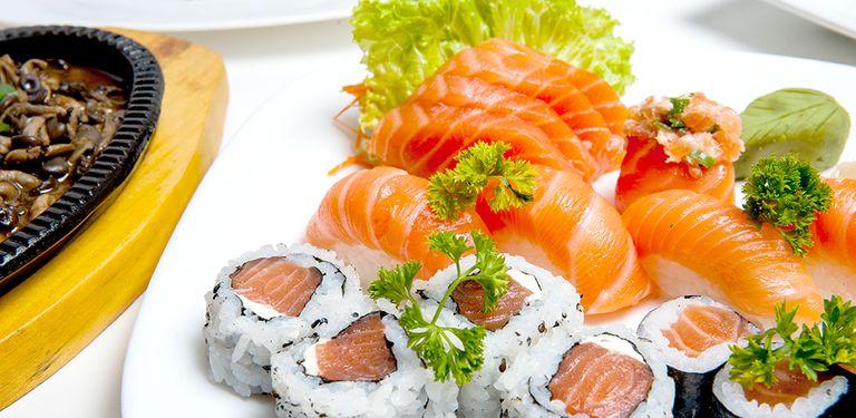 Logo Kiai Sushi