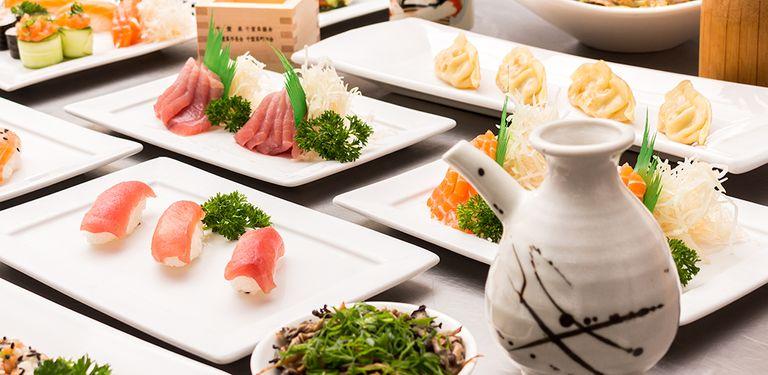 Logo The Sushi