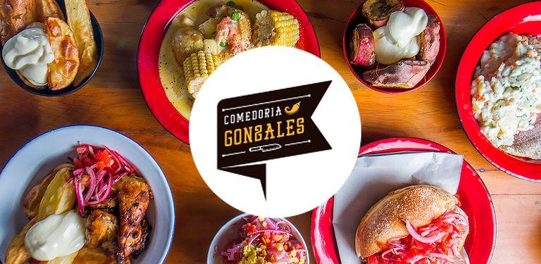 Logo Comedoria Gonzales