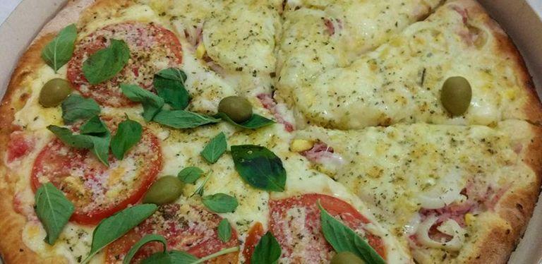Logo Pizzaria Fabene