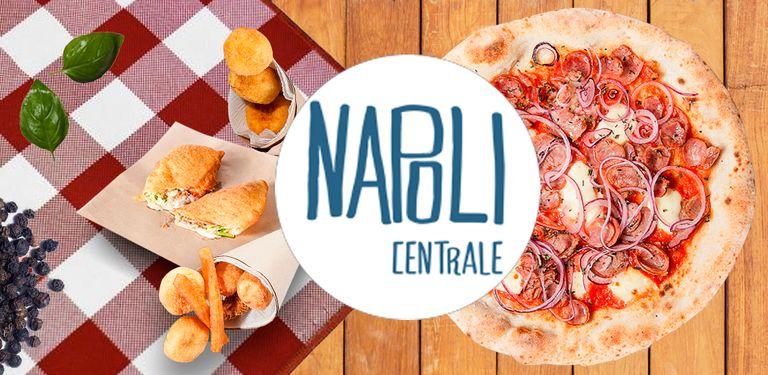 Logo Napoli Centrale Distrito