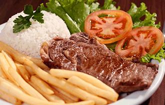 Logo Tiquinhos Bar e Restaurante