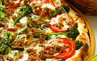 Logo Quick Pizza