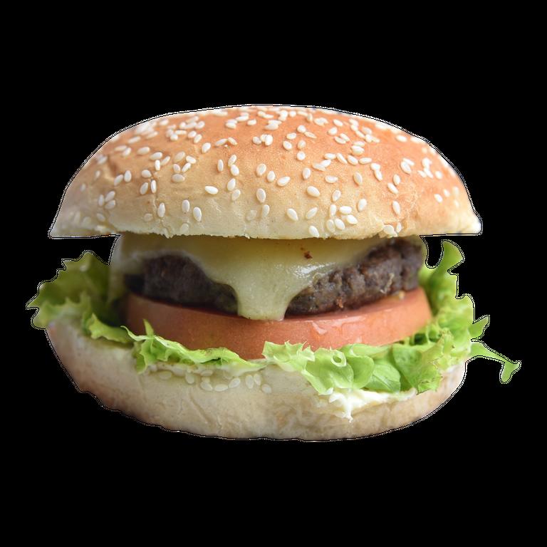 Logo Burger Plus