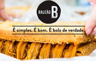 Logo Balcão B