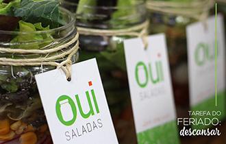 Logo OUI Saladas