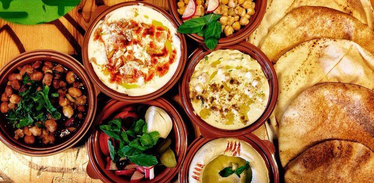 Logo Green Falafel Kebabs