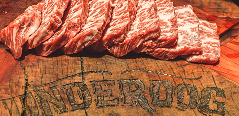 Logo  Underdog Parrilla