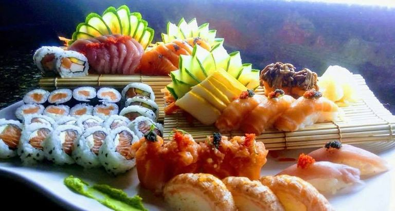 Logo Murashi Sushi