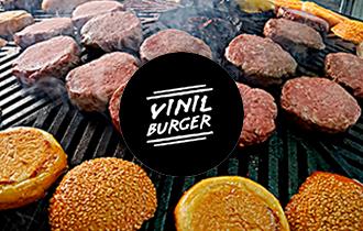 Logo Vinil Burger