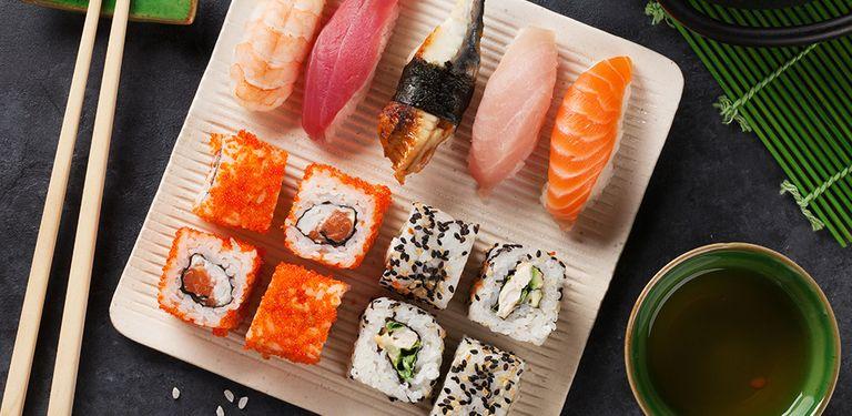 Logo Sua Casa Sushi