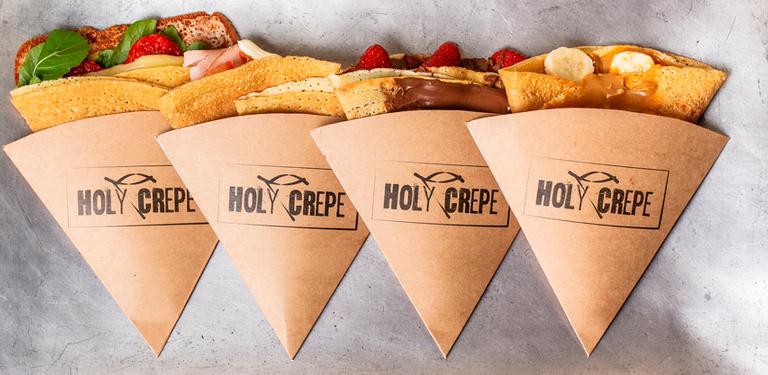 Logo Holy Crepe