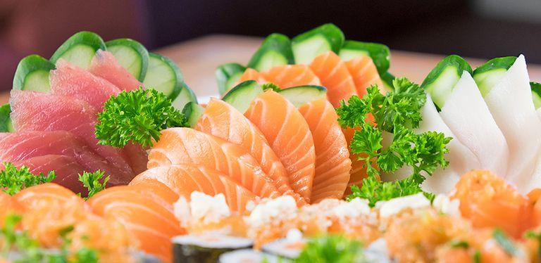 Logo Nagairô Sushi