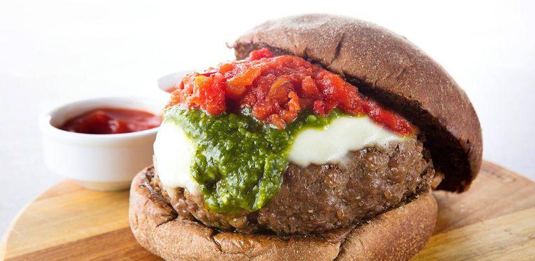 Logo Estella Burger