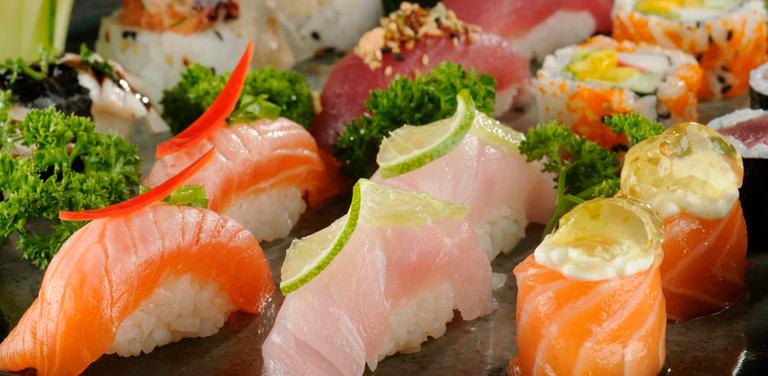 Logo Sushi Now