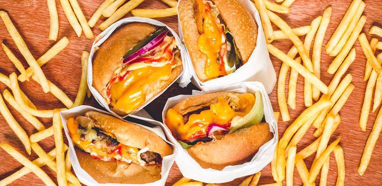 Logo burger joint