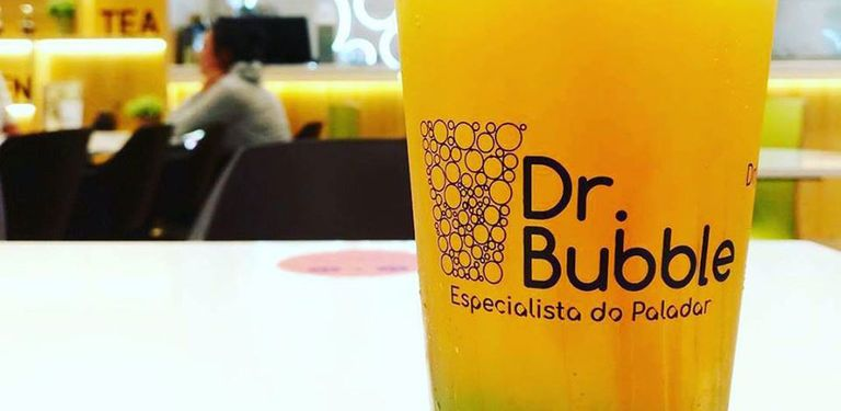 Logo Dr. Bubble