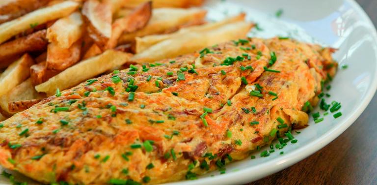 Logo Darín Omeletes Café da Manhã