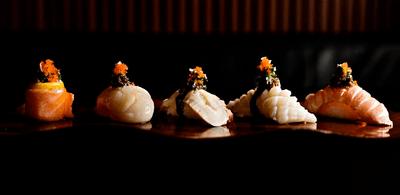 Logo NKK Sushi