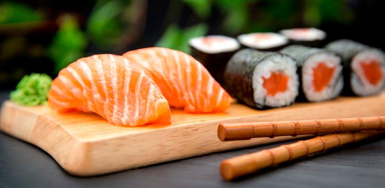 Logo Sushi Healthy