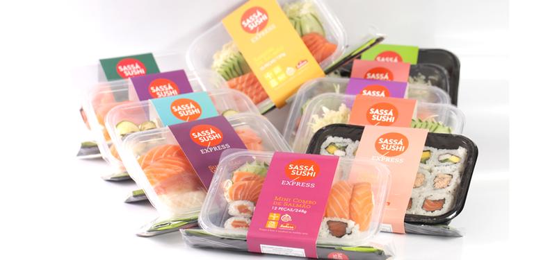 Logo Sassá Sushi Express