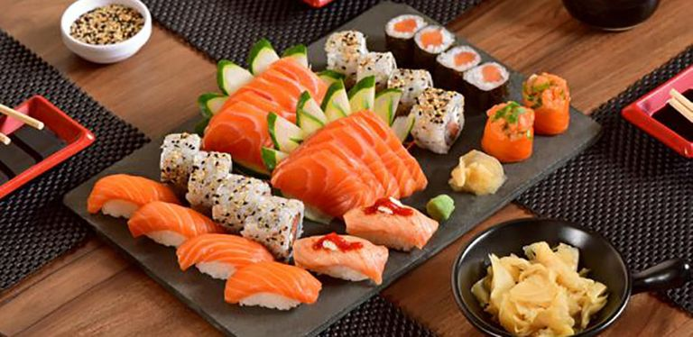 Logo Nakato Sushi