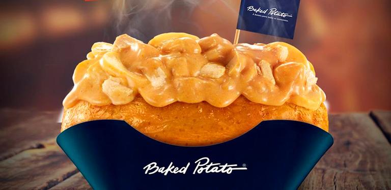 Logo Baked Potato