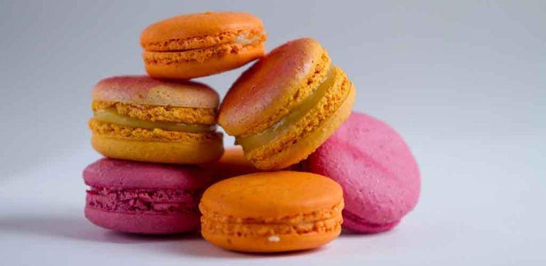 Logo May Macarons