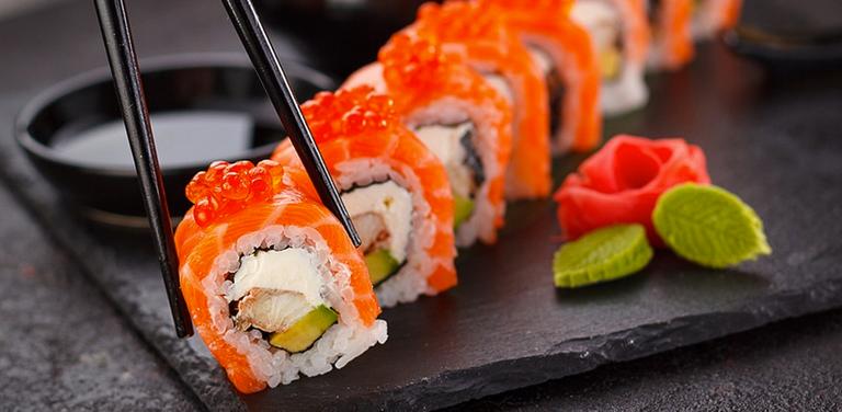 Logo Sushi Factory