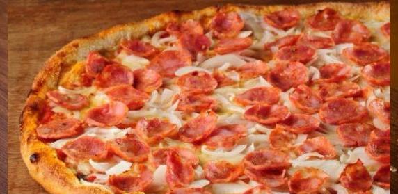 Logo Vezpa Pizza