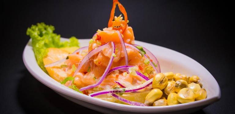 Logo Chef Peruano